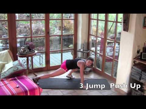 Anleitung In 12 Minuten Bauch, Po und Oberkörper trainieren