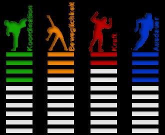 Sportart Inline-Skating Eigenschaften