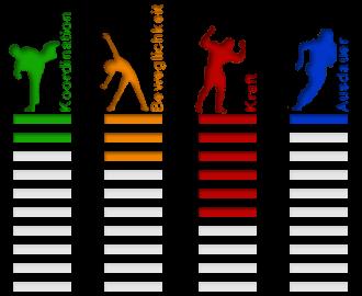 Sportart Klettern Eigenschaften