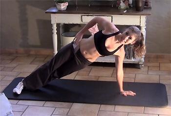 Ganzkörper-Training für zu Hause