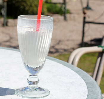 Milch-Protein-Shake