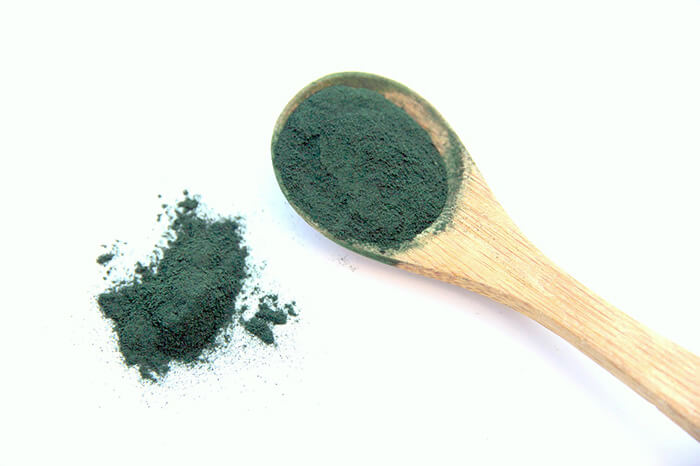 Spirulina-Algen