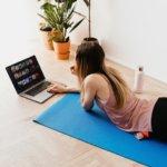 Das Fitnessstudio kommt nach Hause – per Livestream oder Online-Videos